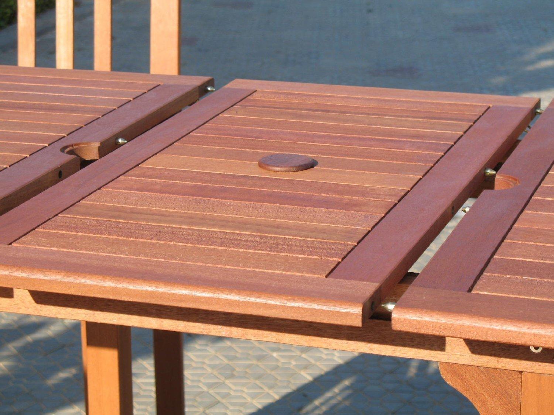 Pebble Lane Living 7-Piece Outdoor Premium Wood Patio Bar