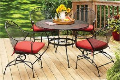 Better Homes and Gardens Clayton Court 5-Piece Patio Dining Set Review