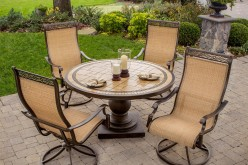 Hanover Monaco 5-Piece Patio Dining Set Review