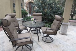 Pebble Lane Living 5-Piece Patio Dining Set Review