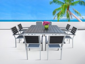 Mango Home 9-Piece Patio Dining Set