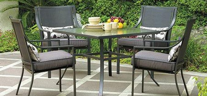 Gramercy Home 5-Piece Patio Dining Table Set Review